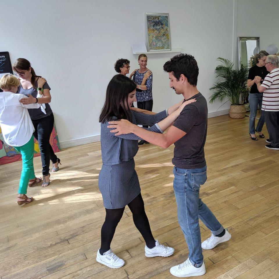 Tango is the new Therapy